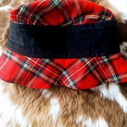 """Čiapka-klobúčik """"škótska""""v ponuke za 13€ a6dae842b55"""